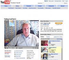 Пенсионер стал звездой YouTube